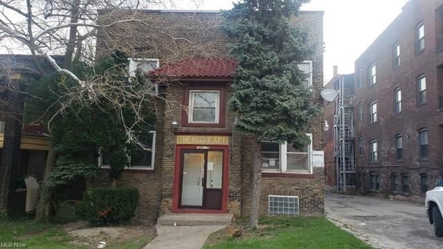 1881 Noble Road, East Cleveland, OH 44112 (MLS #4281381) :: The Crockett Team, Howard Hanna