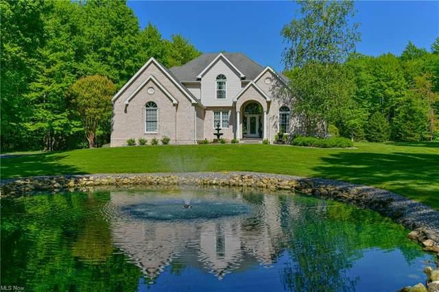 2255 N Duck Creek Road, North Jackson, OH 44451 (MLS #4281552) :: Keller Williams Legacy Group Realty