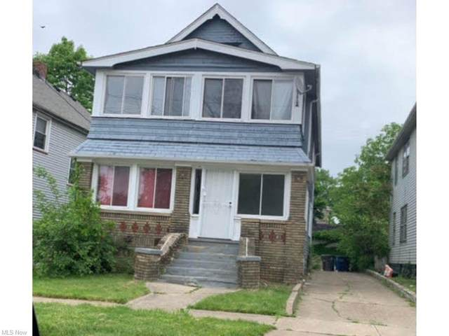 2901 E 121st Street, Cleveland, OH 44120 (MLS #4281586) :: RE/MAX Edge Realty