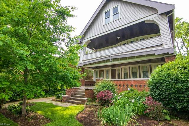 3221 Washington Boulevard, Cleveland Heights, OH 44118 (MLS #4281626) :: The Holly Ritchie Team