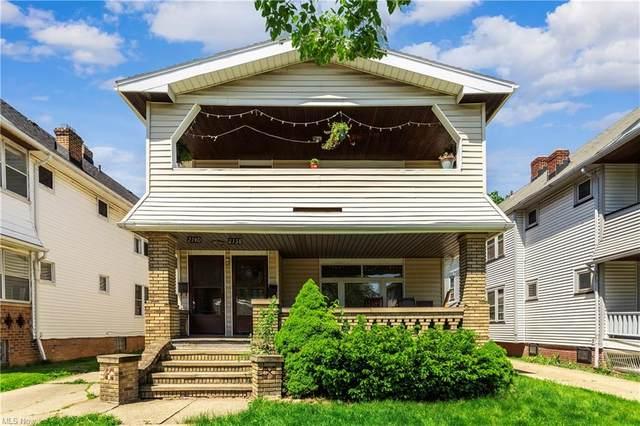 2138 Waterbury Road, Lakewood, OH 44107 (MLS #4281865) :: Select Properties Realty