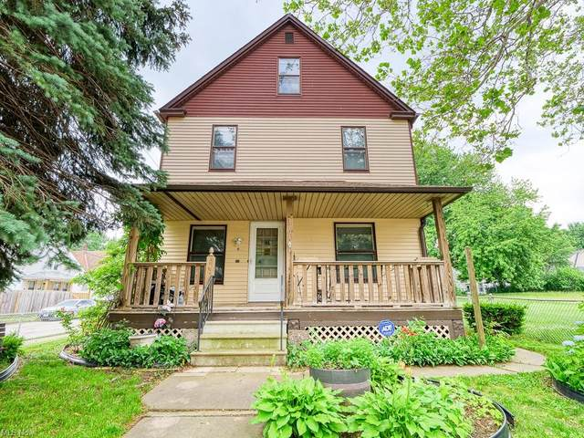 1701 Denison Avenue, Cleveland, OH 44109 (MLS #4281867) :: The Holden Agency