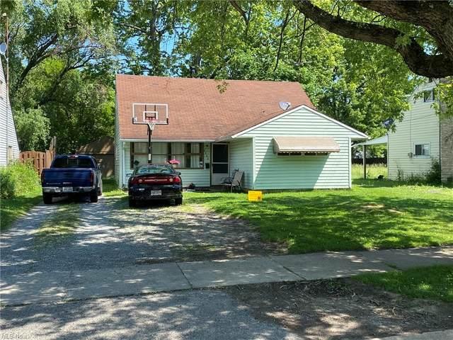 2304 Stephens Avenue NW, Warren, OH 44485 (MLS #4281910) :: TG Real Estate