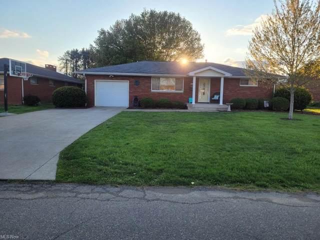 803 Westview Dr, Belpre, OH 45714 (MLS #4281938) :: Select Properties Realty