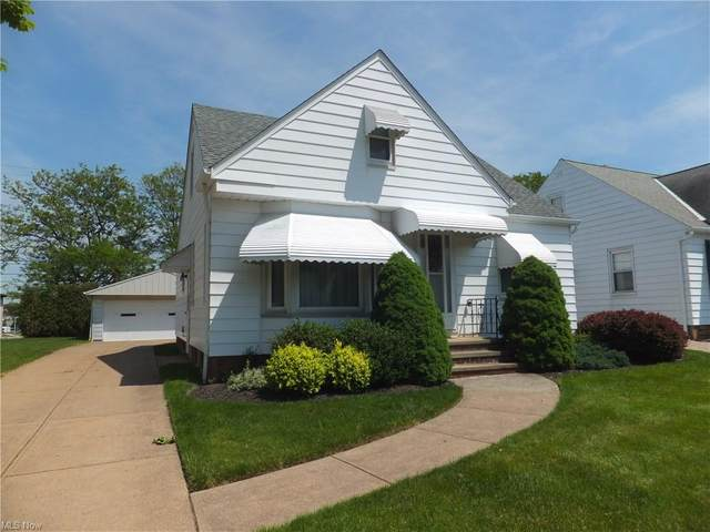 5123 E 119th Street, Cleveland, OH 44125 (MLS #4281961) :: The Holly Ritchie Team