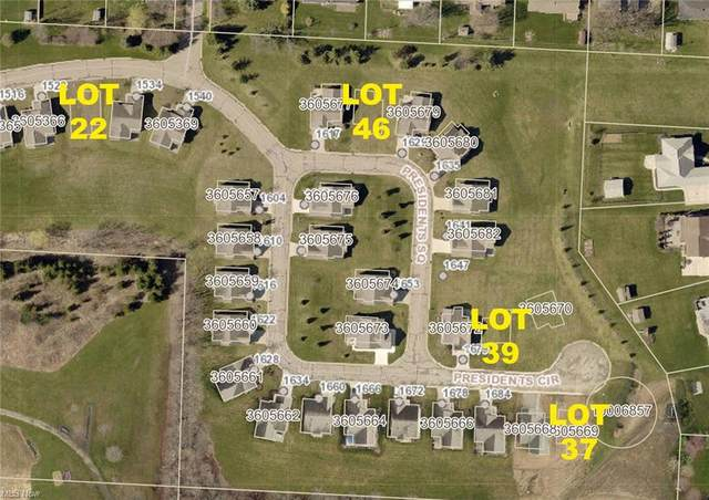 VL #22 Presidents Avenue, Louisville, OH 44641 (MLS #4282104) :: RE/MAX Trends Realty