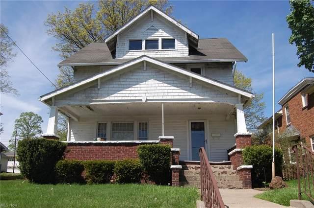 193 N 1st Street, Rittman, OH 44270 (MLS #4282150) :: The Art of Real Estate
