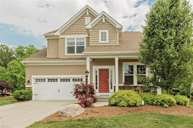 577 Dover Drive, Aurora, OH 44202 (MLS #4282355) :: The Holly Ritchie Team