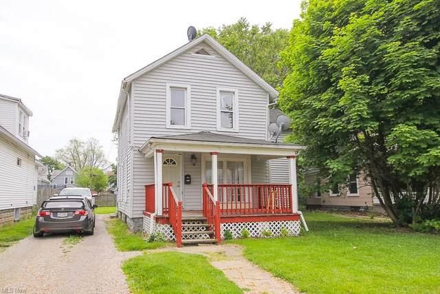 321 W 8th Street, Lorain, OH 44052 (MLS #4282399) :: Select Properties Realty