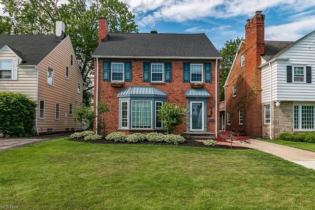 3822 Bushnell Road, University Heights, OH 44118 (MLS #4282433) :: Tammy Grogan and Associates at Keller Williams Chervenic Realty