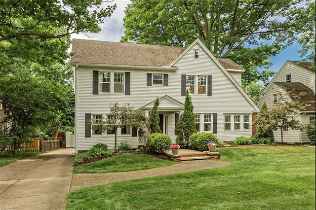 3238 Chadbourne Road, Shaker Heights, OH 44120 (MLS #4282464) :: The Holly Ritchie Team