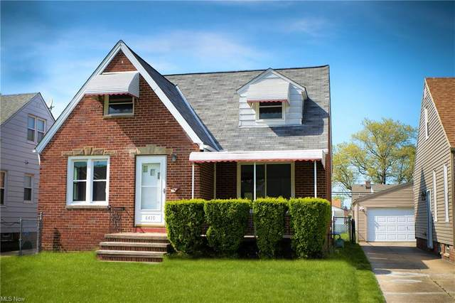 6410 Wilber Avenue, Parma, OH 44129 (MLS #4282586) :: The Holly Ritchie Team