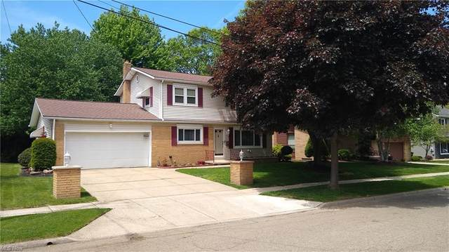 374 Homewood Avenue, Akron, OH 44312 (MLS #4282644) :: The Holden Agency