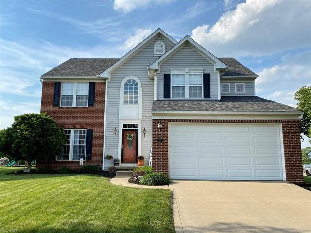 231 Eastwood Street NW, Canton, OH 44709 (MLS #4282878) :: The Tracy Jones Team