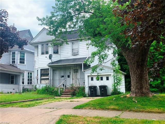 18 Oakdale Avenue, Akron, OH 44302 (MLS #4282936) :: The Holly Ritchie Team