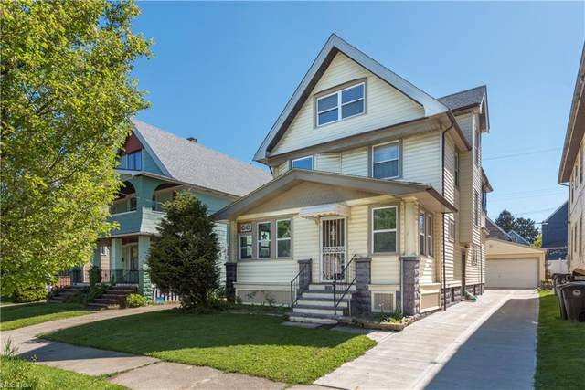 1329 W 64th Street, Cleveland, OH 44102 (MLS #4283076) :: The Art of Real Estate