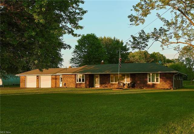 3718 State Route 44, Rootstown, OH 44272 (MLS #4283207) :: The Tracy Jones Team