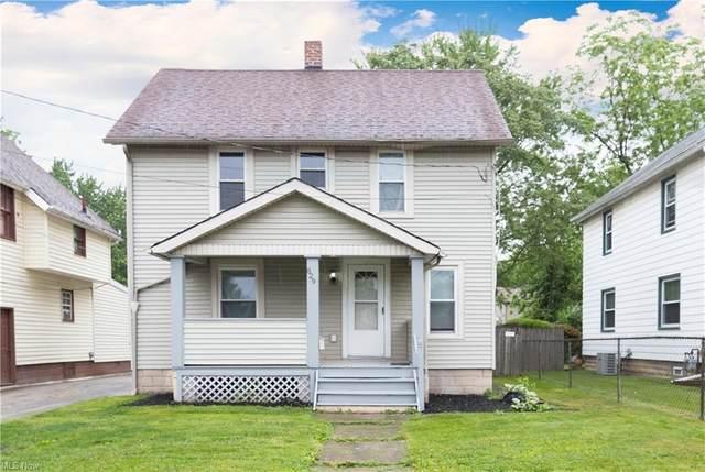 829 Terra Alta Street NE, Warren, OH 44483 (MLS #4283285) :: TG Real Estate