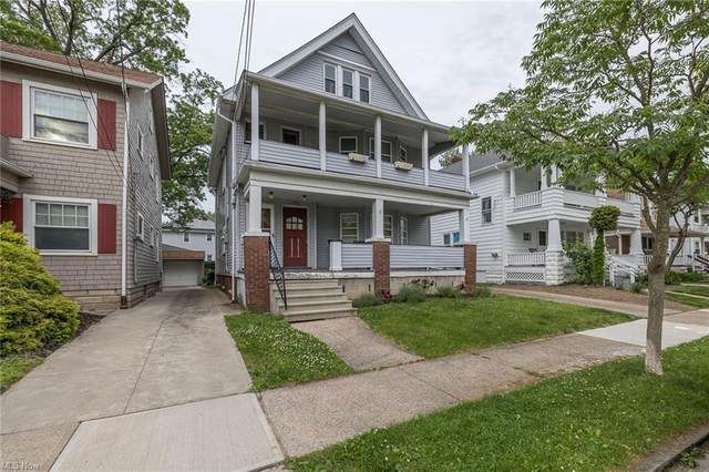 1201 Gladys Avenue, Lakewood, OH 44107 (MLS #4283287) :: RE/MAX Trends Realty