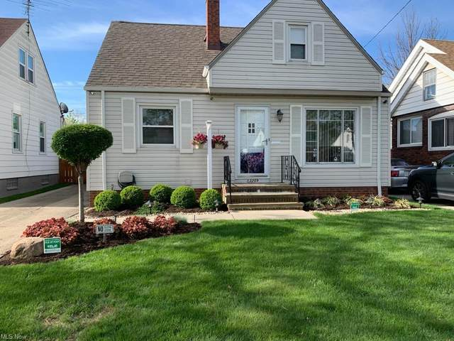 13209 Tyler Avenue, Cleveland, OH 44111 (MLS #4283308) :: RE/MAX Trends Realty
