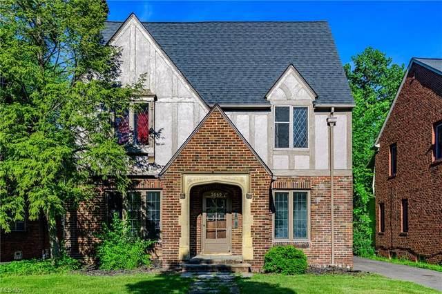 3669 Glencairn Road, Shaker Heights, OH 44122 (MLS #4283317) :: The Holden Agency