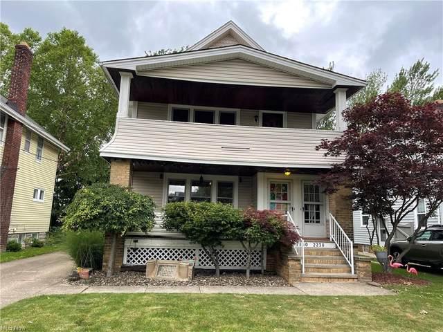 2238 Woodward Avenue, Lakewood, OH 44107 (MLS #4283354) :: Keller Williams Legacy Group Realty