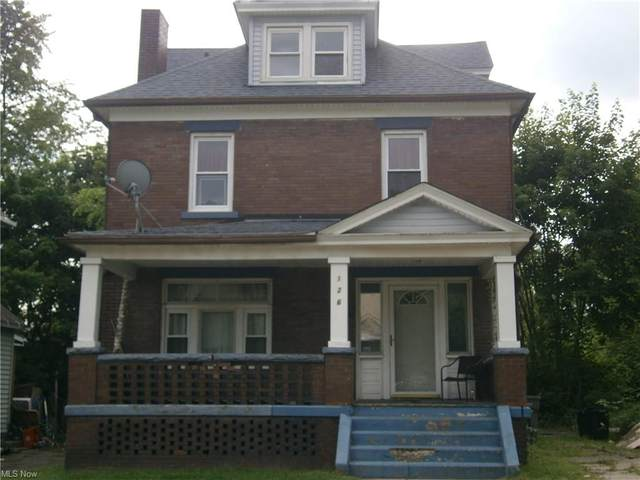 126 S Pearl Street, Youngstown, OH 44506 (MLS #4283581) :: The Art of Real Estate