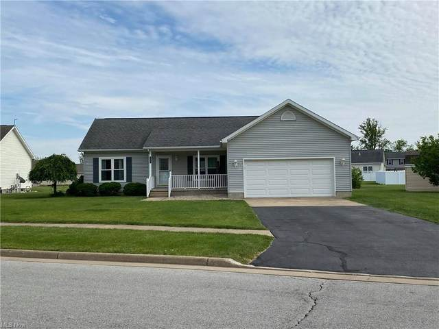 381 Nathan Drive, Clyde, OH 43410 (MLS #4283592) :: The Holly Ritchie Team
