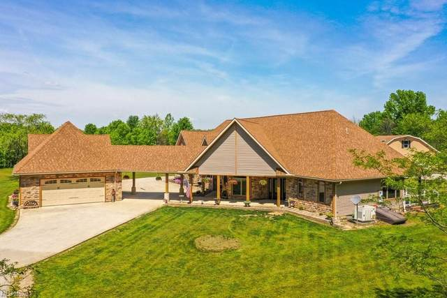 40420 State Route 18, Wellington, OH 44090 (MLS #4283594) :: The Kaszyca Team