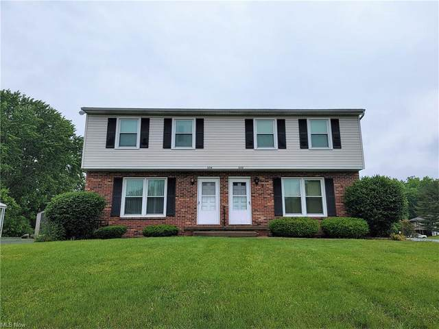 1332 Maplecrest Drive, Youngstown, OH 44515 (MLS #4283727) :: The Tracy Jones Team