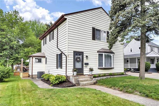 4144 W 224, Fairview Park, OH 44126 (MLS #4283741) :: The Holly Ritchie Team