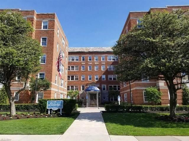 19015 Van Aken Boulevard #511, Shaker Heights, OH 44122 (MLS #4283815) :: The Art of Real Estate