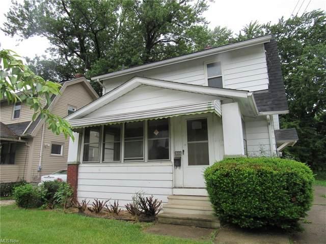 908 Ada Street, Akron, OH 44306 (MLS #4283899) :: TG Real Estate