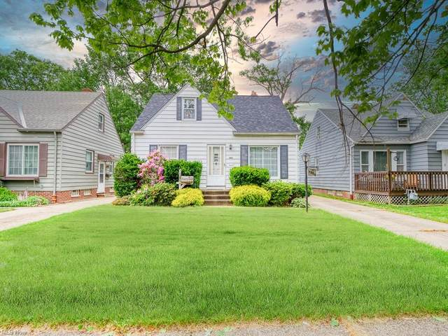 6202 Ridgewood Avenue, Parma, OH 44129 (MLS #4283910) :: The Holly Ritchie Team