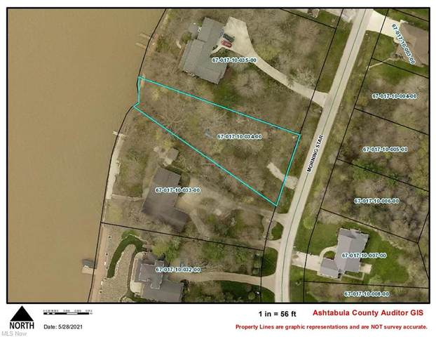 1504 Morning Star Drive, Roaming Shores, OH 44084 (MLS #4283911) :: The Art of Real Estate