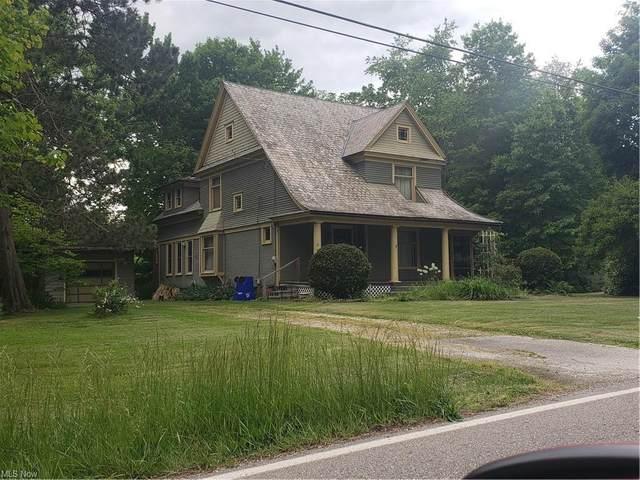 1110 Ravenna Road, Kent, OH 44240 (MLS #4284020) :: The Holden Agency
