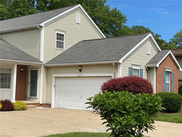 6677 Nicklaus Avenue NW, Canton, OH 44718 (MLS #4284095) :: RE/MAX Edge Realty