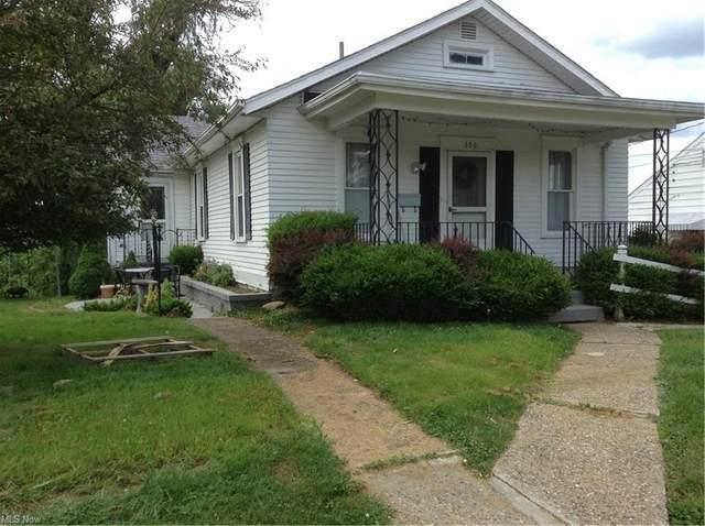 306 Washington Street, Barnesville, OH 43713 (MLS #4284140) :: Tammy Grogan and Associates at Keller Williams Chervenic Realty