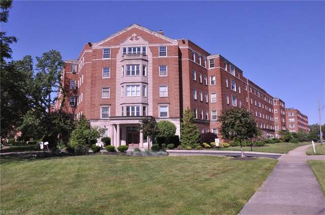 13800 Fairhill Road #512, Shaker Heights, OH 44120 (MLS #4284171) :: The Holden Agency