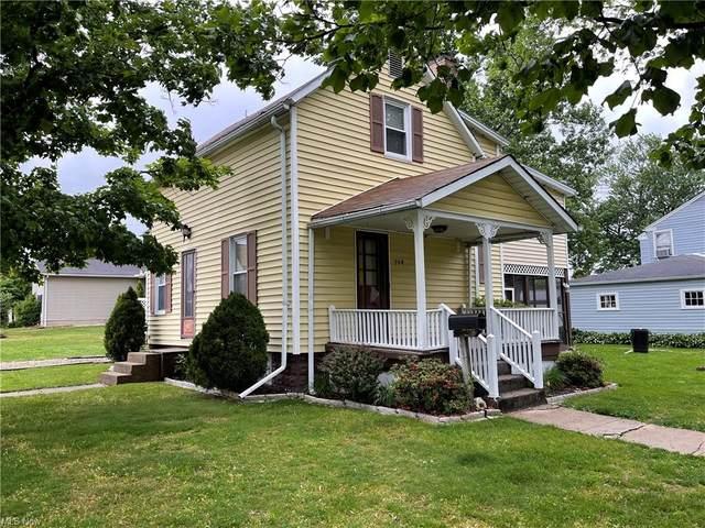 904 N Uhrich Street, Uhrichsville, OH 44683 (MLS #4284198) :: Tammy Grogan and Associates at Keller Williams Chervenic Realty