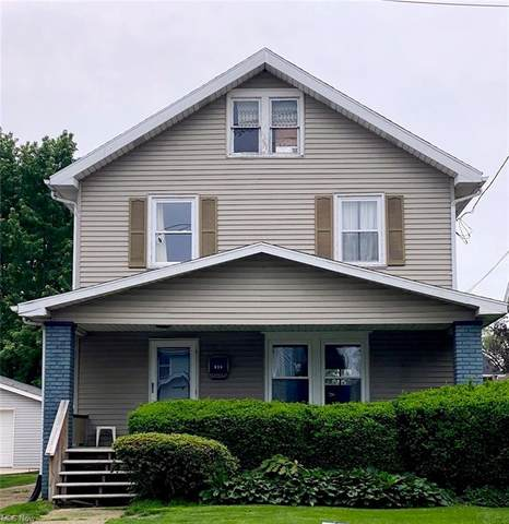 934 E Gorgas Street, Louisville, OH 44641 (MLS #4284237) :: RE/MAX Trends Realty