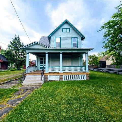 156 Scott Street, Warren, OH 44483 (MLS #4284307) :: TG Real Estate