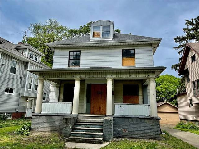 341 Cloverdale Avenue, Akron, OH 44302 (MLS #4284371) :: Tammy Grogan and Associates at Keller Williams Chervenic Realty