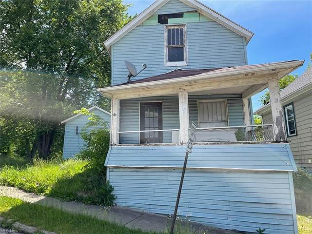 916 Saint Clair Avenue, East Liverpool, OH 43920 (MLS #4284404) :: The Holly Ritchie Team