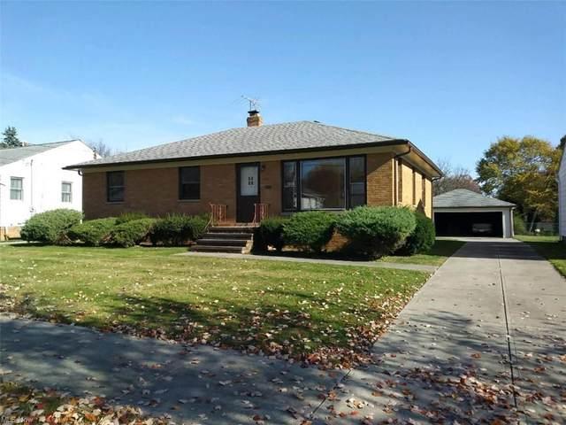 6487 Mariana Drive, Parma Heights, OH 44130 (MLS #4284574) :: Tammy Grogan and Associates at Keller Williams Chervenic Realty