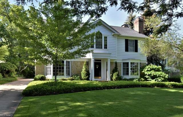 20800 Byron Road, Shaker Heights, OH 44122 (MLS #4284618) :: The Holden Agency