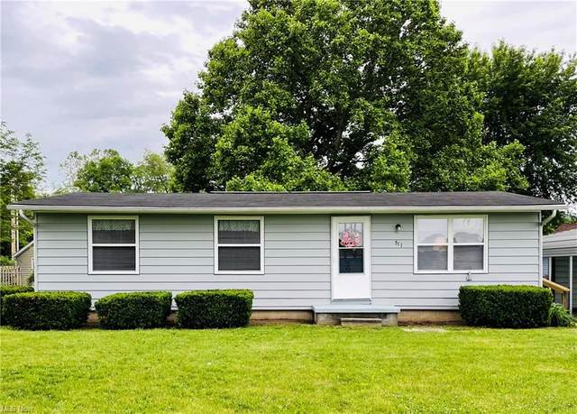511 Riverview Drive, Newcomerstown, OH 43832 (MLS #4284723) :: The Tracy Jones Team