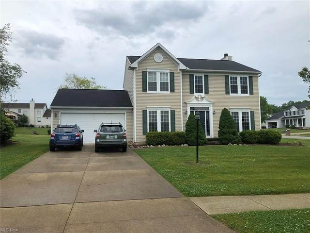 3670 Strawberry Hill, Rootstown, OH 44272 (MLS #4284734) :: RE/MAX Trends Realty