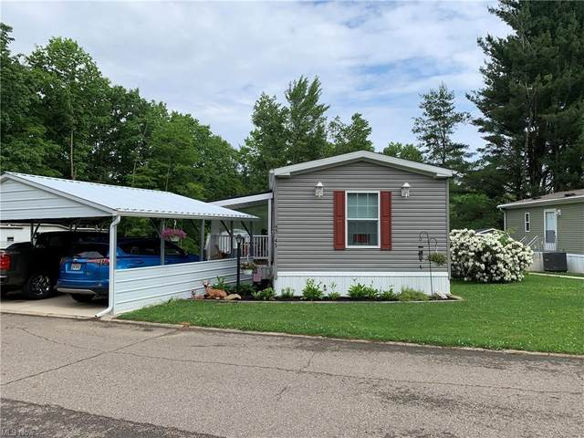 4400 Melrose Drive #45, Wooster, OH 44691 (MLS #4284791) :: The Tracy Jones Team