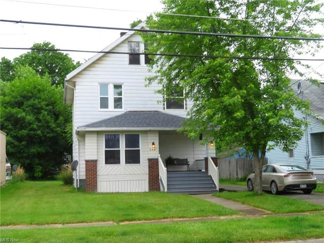 549 5th Street, Struthers, OH 44471 (MLS #4284803) :: Tammy Grogan and Associates at Keller Williams Chervenic Realty